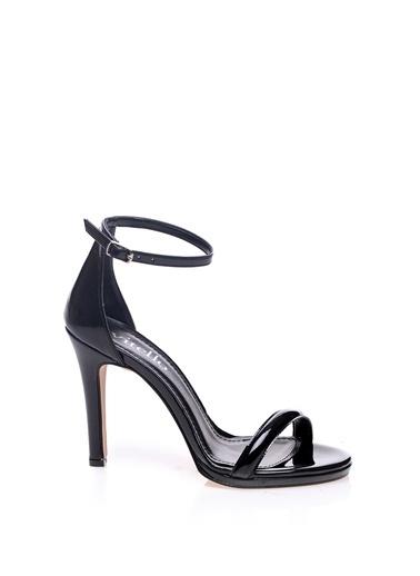 Topuklu Ayakkabı-Vitello